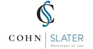 Cohn Slater law firm logo