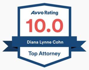 diana-cohn-avvo-rating